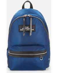 Marc Jacobs The Large Backpack - Blue
