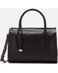 Radley Arlington Court Medium Multiway Grab Bag - Black