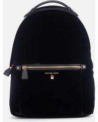 MICHAEL Michael Kors - Nylon Kelsey Large Backpack - Lyst