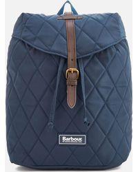 Barbour - Saltburn Backpack - Lyst