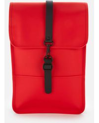 Rains Mini Backpack - Red