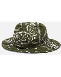 ARIZONA LOVE Bandana Bob Bucket Hat - Green