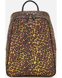 Vivienne Westwood - Women's Leopard Backpack - Lyst