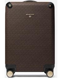 MICHAEL Michael Kors Travel Small Hardcase Trolley - Brown