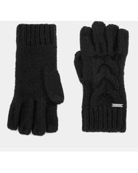 Michael Kors - Links Cable Gloves - Lyst