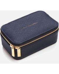 Estella Bartlett Mini Jewellery Box - Blue
