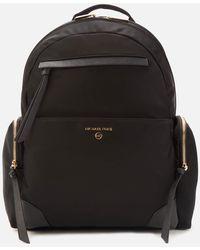 MICHAEL Michael Kors Prescott Large Backpack - Black