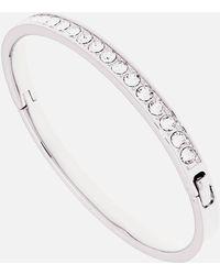 Ted Baker Swarovski® Crystal Bangle - Metallic