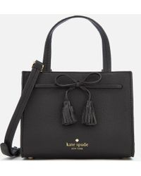 Kate Spade - Hayes Street Small Sam Bag - Lyst