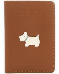 Radley - Heritage Dog Passport Cover - Lyst