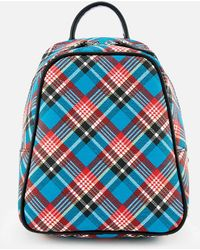 Vivienne Westwood - Anglomania Shuka Leather Mini Backpack - Lyst