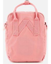 Fjallraven Kanken Sling Bag - Pink