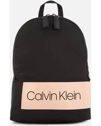 Calvin Klein - Block Out Backpack - Lyst