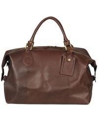 Barbour Medium Travel Explorer Bag - Multicolor