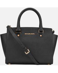 0666ced8cbc1 Lyst - Women s MICHAEL Michael Kors Shoulder bags Online Sale
