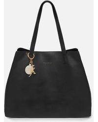 Estella Bartlett The Scoresby Wide Tote Bag - Black