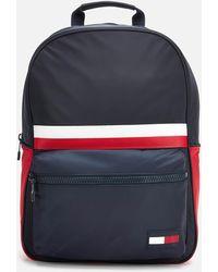 Tommy Hilfiger Sport Mix Backpack - Blue