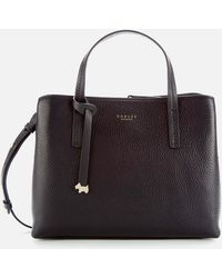Radley Dukes Place Medium Open Top Multiway Bag - Black