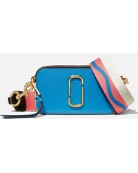 Marc Jacobs Snapshot Cross Body Bag - Blue