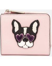 Kate Spade Sylvia Francois Small Wallet - Pink
