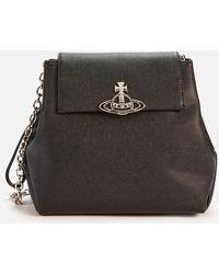 Vivienne Westwood Windsor Bucket Bag - Black