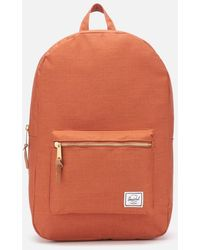 Herschel Supply Co. Settlement Back Pack - Orange