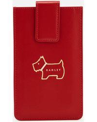 Radley - Heritage Dog Outline Phone Case - Lyst