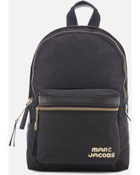 Marc Jacobs Medium Backpack - Black