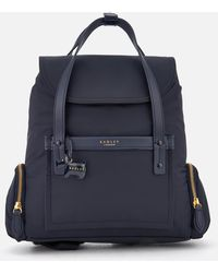 Radley - River Street Medium Flapover Backpack - Lyst
