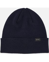 Paul Smith - Beanie - Lyst