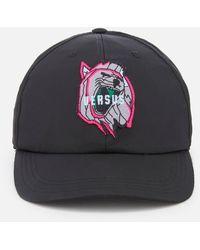 Versus - Neon Logo Cap - Lyst