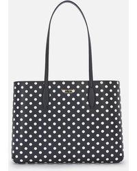 Kate Spade All Day Large Tote Bag - Black