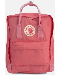 Fjallraven Kanken Backpack - Pink