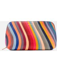 Paul Smith - Swirl Mini Make Up Bag - Lyst