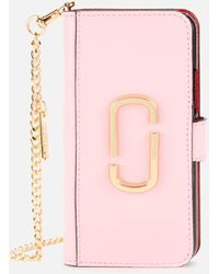 Marc Jacobs Iphone Xs Case - Pink