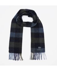 Joules Tytherton Wool Scarf - Multicolor