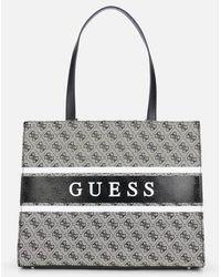 Guess Monique Tote Bag - Gray