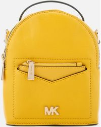MICHAEL Michael Kors - Jessa Extra Small Convertible Backpack - Lyst