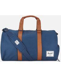 Herschel Supply Co. Novel Duffle Bag - Blue