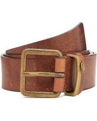 Ted Baker - Katchup Casual Leather Belt - Lyst