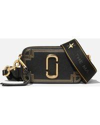 Marc Jacobs Snapshot Cross Body Bag - Black