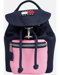 Tommy Hilfiger - Heritage Small Flap Backpack - Lyst