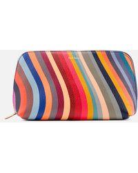 Paul Smith Swirl Mini Make Up Bag - Multicolour