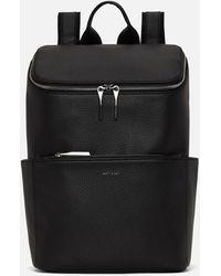 Matt & Nat Purity Collection Brave Backpack - Black