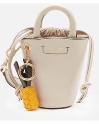 See By Chloé Cecilya Mini Bucket Bag - Multicolour