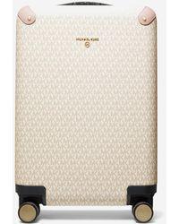 MICHAEL Michael Kors Travel Small Hardcase Trolley - White