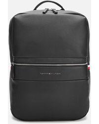 Tommy Hilfiger Novelty Mix Backpack - Black
