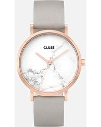 Cluse La Roche Marble Watch  - Metallic