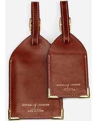Aspinal - Luggage Tags - Lyst