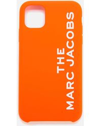 Marc Jacobs Iphone 11 Case - Orange